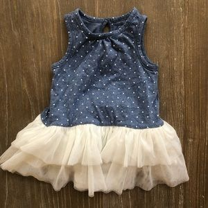 Baby Gap Ruffle Dress